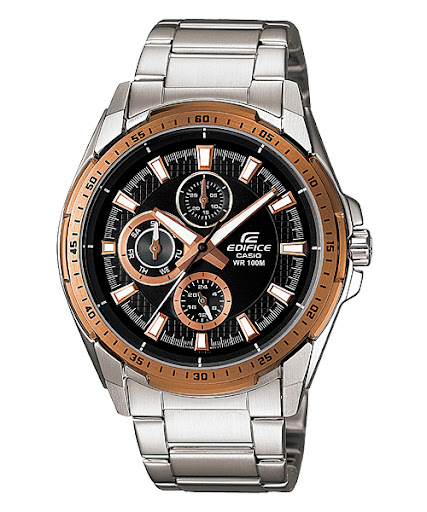Casio Edifice : EF-336DB-1A5V