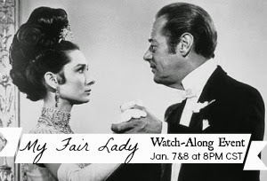 My Fair Lady Watch-Along Event