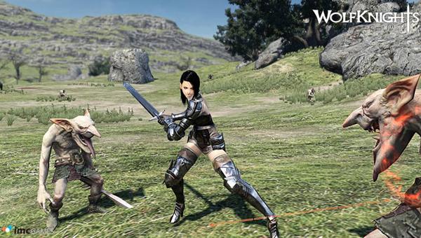IMC Games công bố hình ảnh mới của Wolf Knights 5