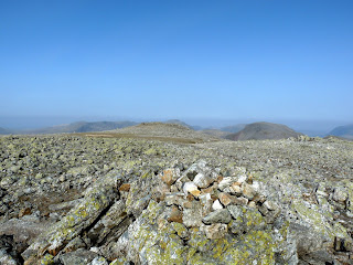 Great End Summit Cairn.