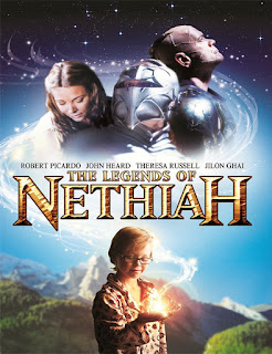 Ver Película The Legends of Nethiah Online (2013)