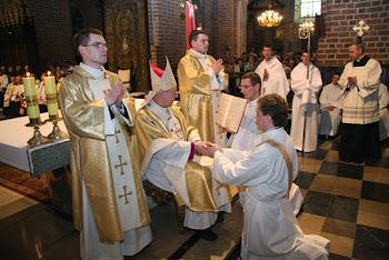 Święcenia prezbiteratu 2009