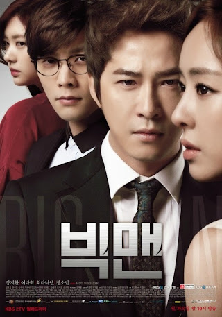 Poster Drama Korea Big Man