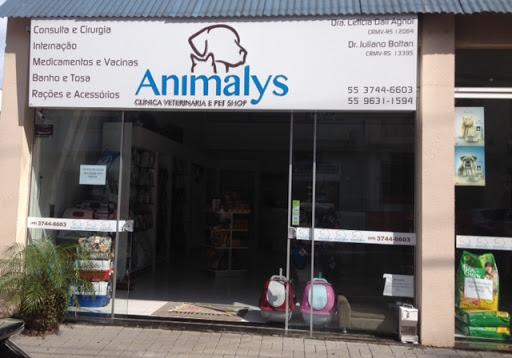 Animalys clin. Veterinaria e Pet Shop, R. Ten. Portela, 522 - Centro, Frederico Westphalen - RS, 98400-000, Brasil, Loja_de_animais, estado Rio Grande do Sul