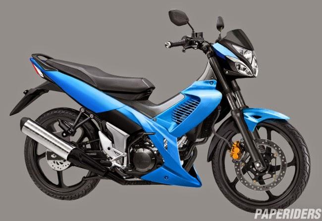 Honda Siapkan Motor Bebek Sport 150cc