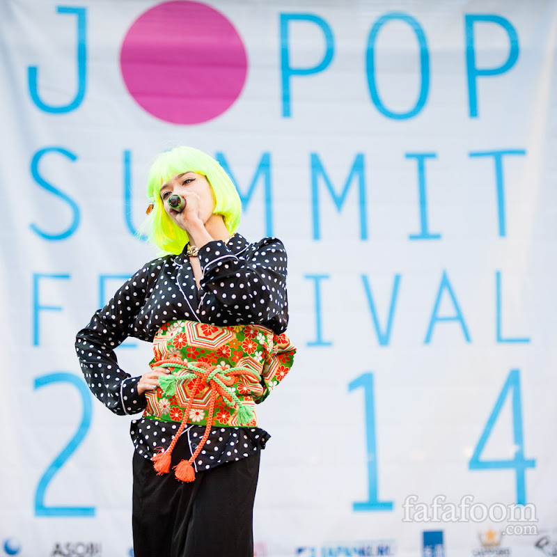 J Pop Live at Union Square featuring Mayn, Tomomi Itano, Tokyo Girls Style, Daichi, Una : What a Rare Experience!