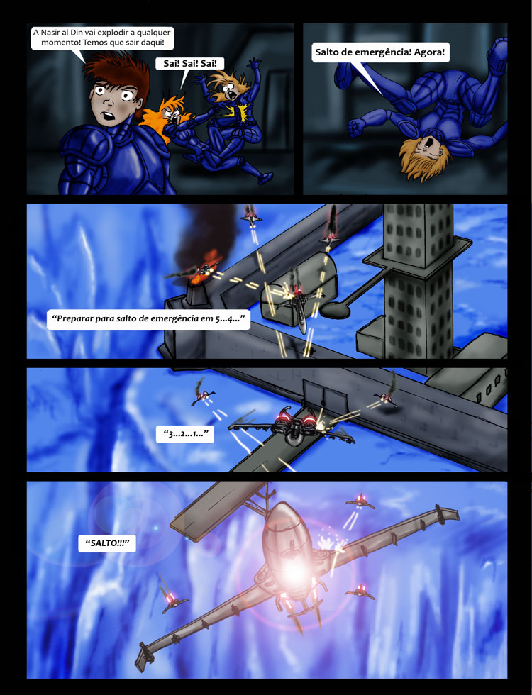 Protector da Fé - Pagina 42