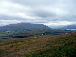 Skiddaw and Bassenthwaite