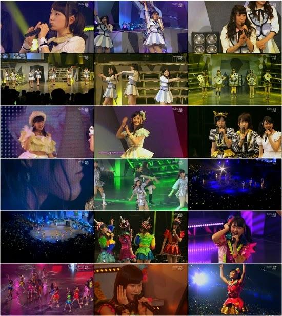 (TV-Variety)(1080i) AKB48グループ 冬だ!ライブだ!ごった煮だ!~遠征出来なかった君たちへ~チームN公演 150524