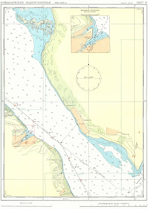 Russian internal water ways atlas kuib_vdhrn21