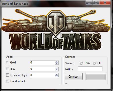 Скачать прогу для взлома world of tanks на голду - gold hack wot download.