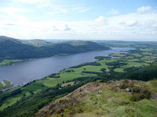Bassenthwaite from Dodd