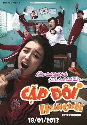 Cặp Đôi Hoàn Cảnh - Love Clinique (2013)