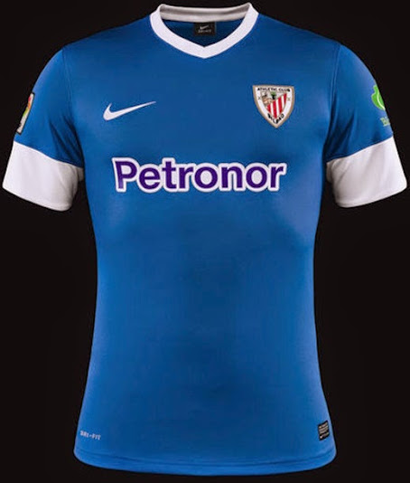 Athletic bilbao away shirt