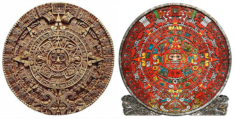 Dark Roasted Blend: Stunning Art of Ancient Calendars