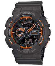 Casio G Shock : GMA-S110GD