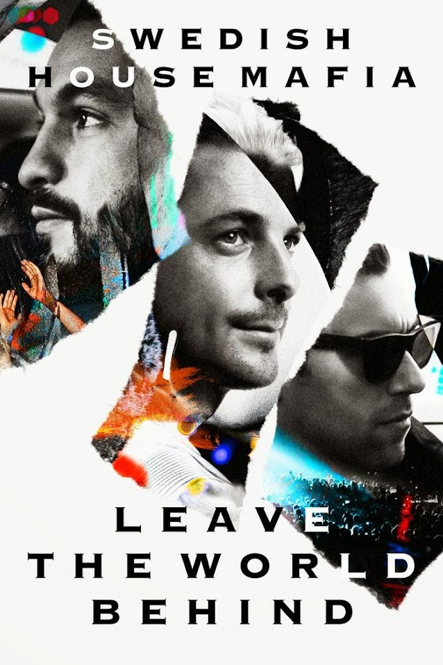 Filme Poster Leave The World Behind WEBRip XviD & RMVB Legendado