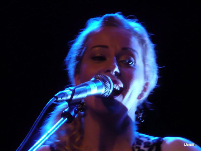 Anneke Van Giersbergen @ Elysée Montmartre, Paris 10/10/2010