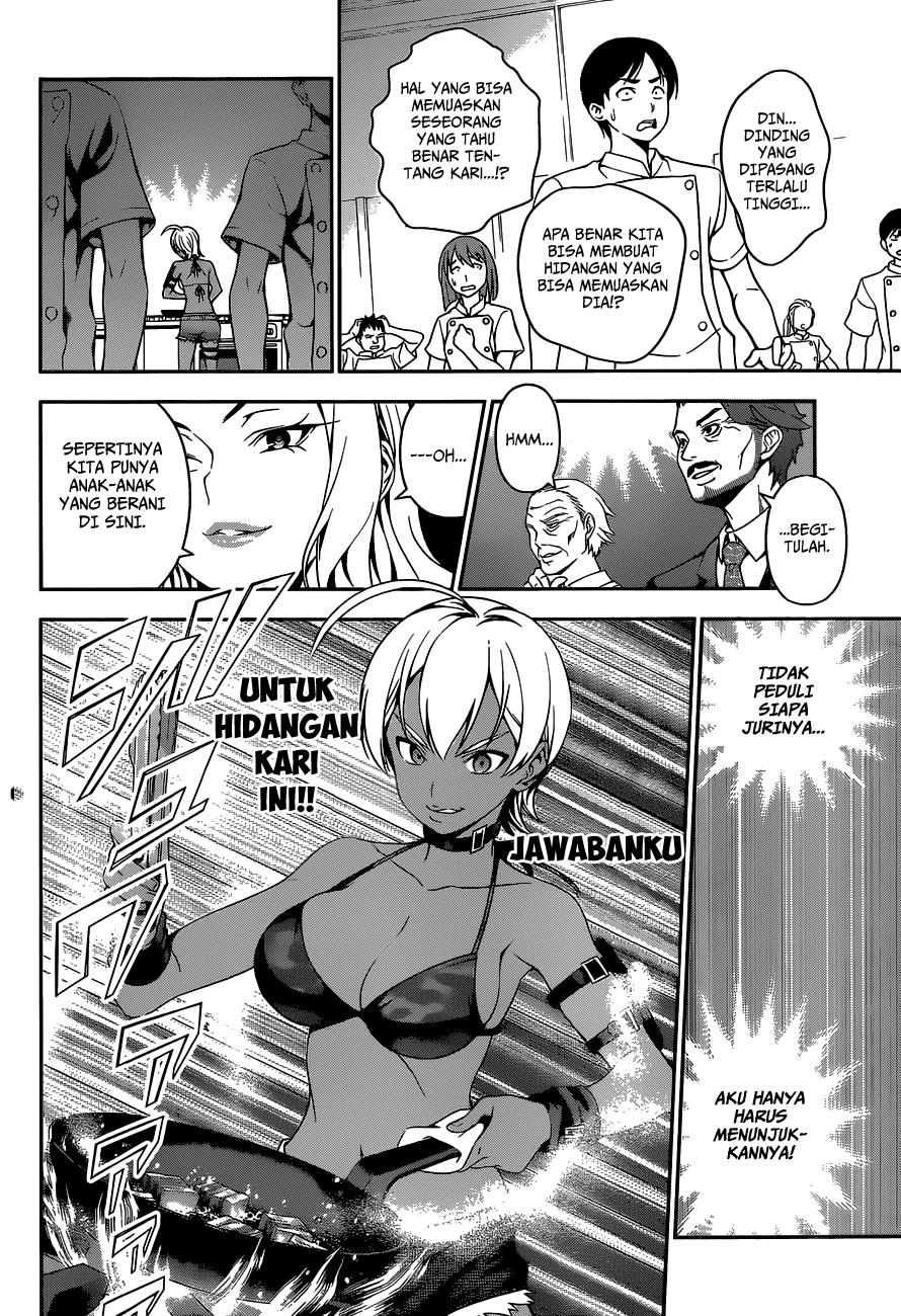 Shokugeki no Souma Chapter 48-11