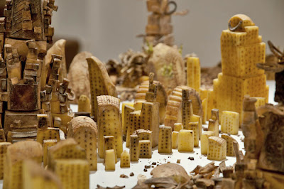 City Carved From Potatoes Seen On www.coolpicturegallery.us