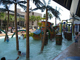 In the pools at Compass Cove - 040710 - 04