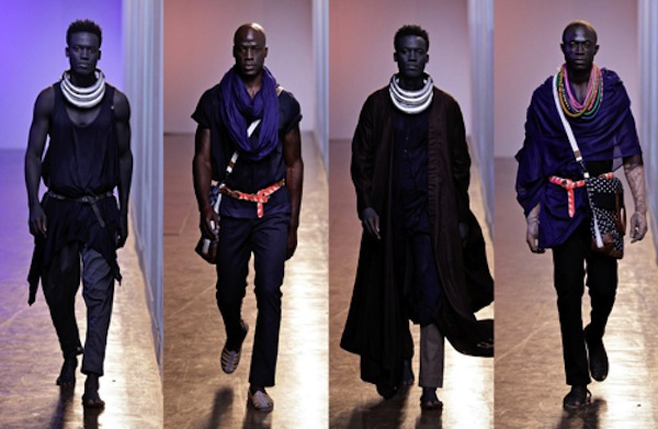 What's Trending in Africa  [men's fashion]
