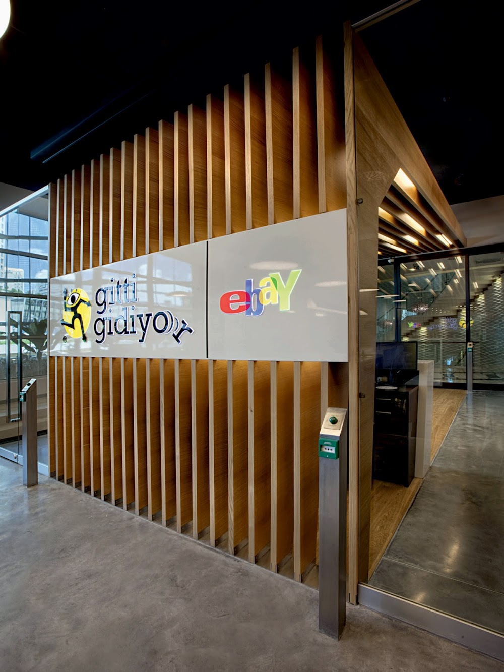 Ebay by Oso Architecture