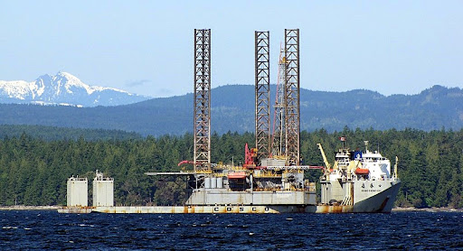 Heavy Lift ship, Nanaimo