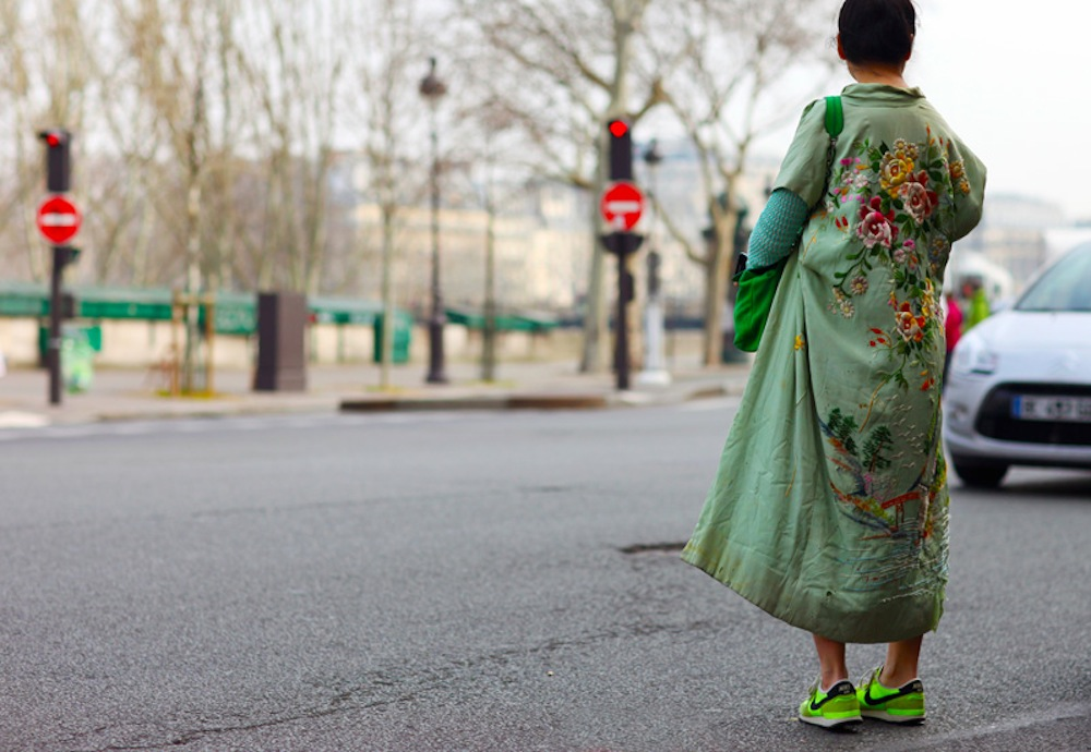 Wearing Vintage [Susie Lau from Style Bubble]