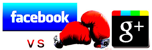 Facebook vs Google+ The Rivalry Continues Circles n Smart Lists