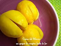 Llimona confitada, indispensable en la cuina marroquina