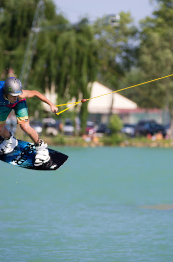 Sifty TNG Wakeboard Wakeskate Wake and Country 2012 L'Isle Jourdain