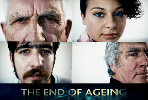 Przysz³o¶æ Bez Staro¶ci / The End of Ageing (2010)  PL.DVBRip.XviD / Lektor PL