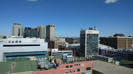Place Promenade Management Office, 400 Webb Pl, Winnipeg, MB R3B 3J3, Canada, Apartment Building, state Manitoba