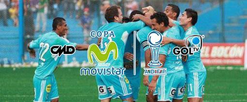 Sport Huancayo vs. Sporting Cristal en Vivo - CMD