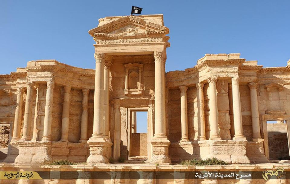 UN nations agree to action to save Iraqi cultural sites