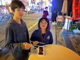 Osaka street urchins