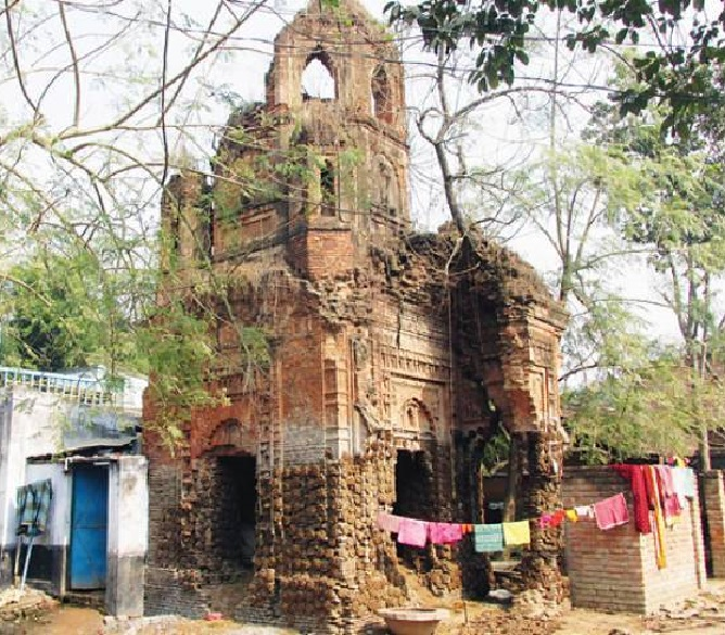 Central Asia: 12th century temple structures in Bangladesh on verge of extinction