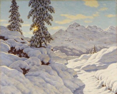 Ivan Fedorovich Choultse - Sun and Snow.