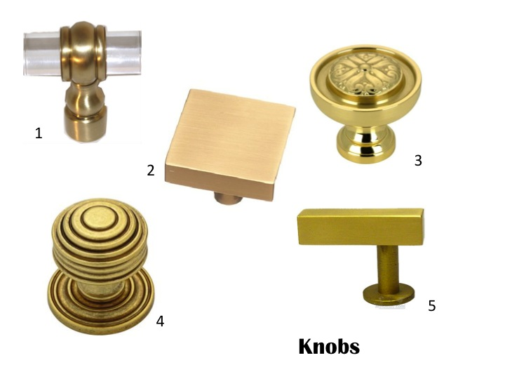 Brass hardware round-up