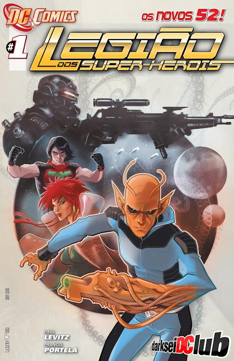 Legião dos Super-Heróis (Os Novos 52)