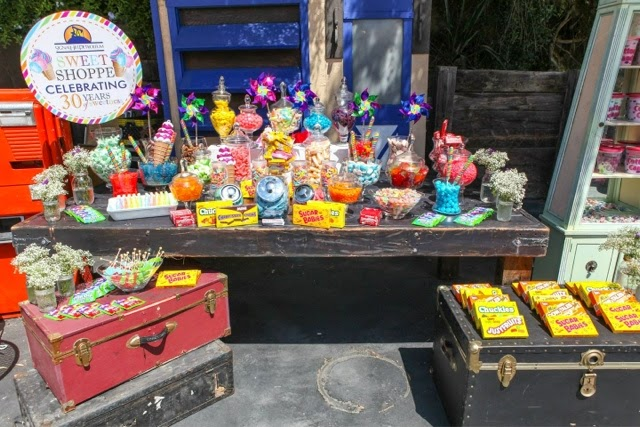 Fabulous Vintage Sweet Shoppe Retro Candy Buffet A Sweets Bar Complete Home Design Collection Barbaintelli Responsecom