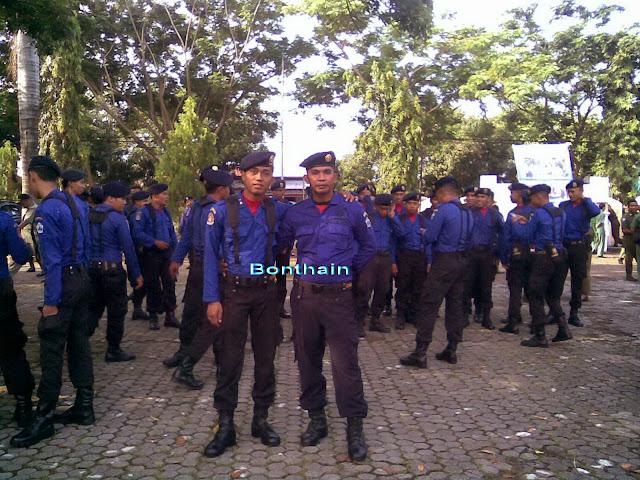 7 Unit Damkar Siap Menghuni Bonthain-8