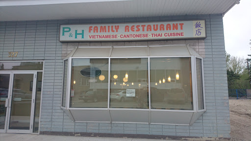 P & H Family Restaurants, 327 Macleod Trail SW, High River, AB T1V 1B5, Canada, Restaurant, state Alberta