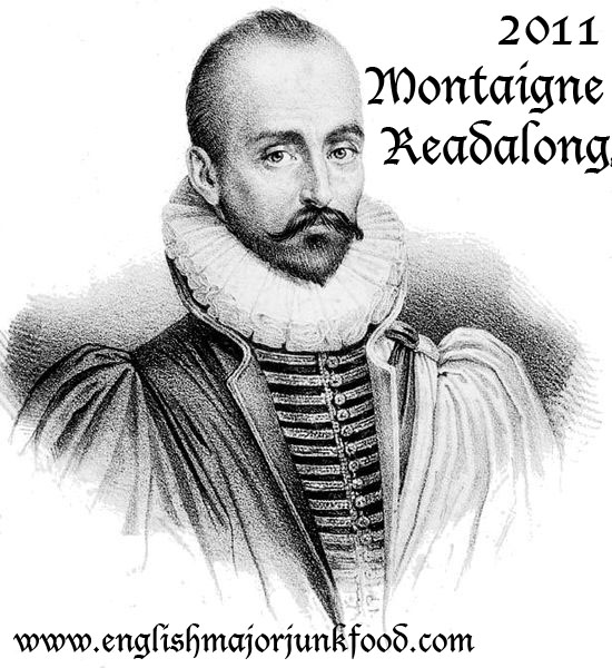 Montaigne Readalong: Week Five