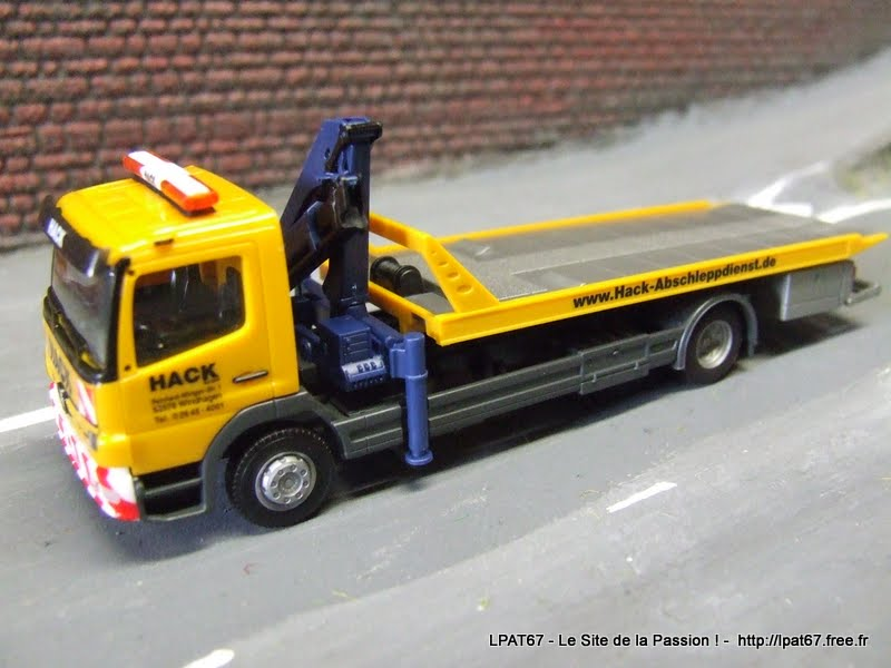 autho87 voir le sujet dc car un camion plateau d pannage by lpat67. Black Bedroom Furniture Sets. Home Design Ideas