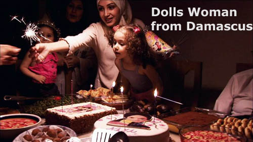 Barbie z Damaszku / Dolls Woman from Damascus (2008) PL.TVRip.x264 / Lektor PL