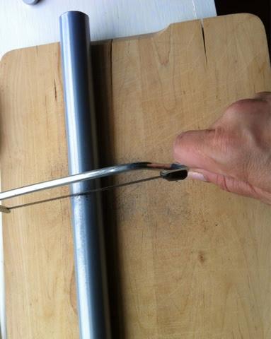 Renov8or: Ikea Hack: Cutting Enje Roller Blinds to Fit ...