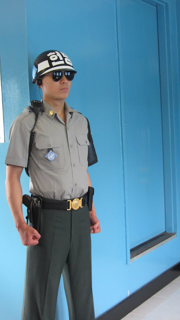 South Korean ROK soldier.