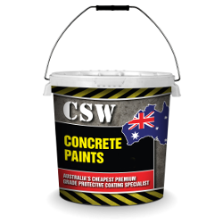 This is our front page image of our concrete paint incl non slip.